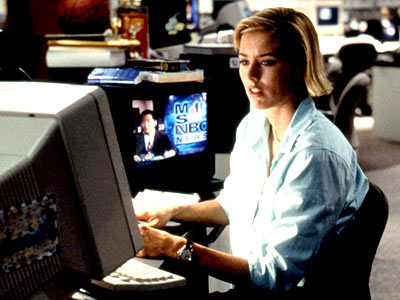 Washington Reporter-Anchor Tea Leoni